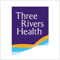 Three Rivers Health logo