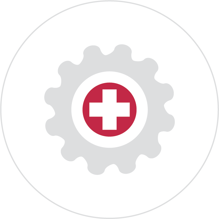 Icon for Healthcare Analytics
