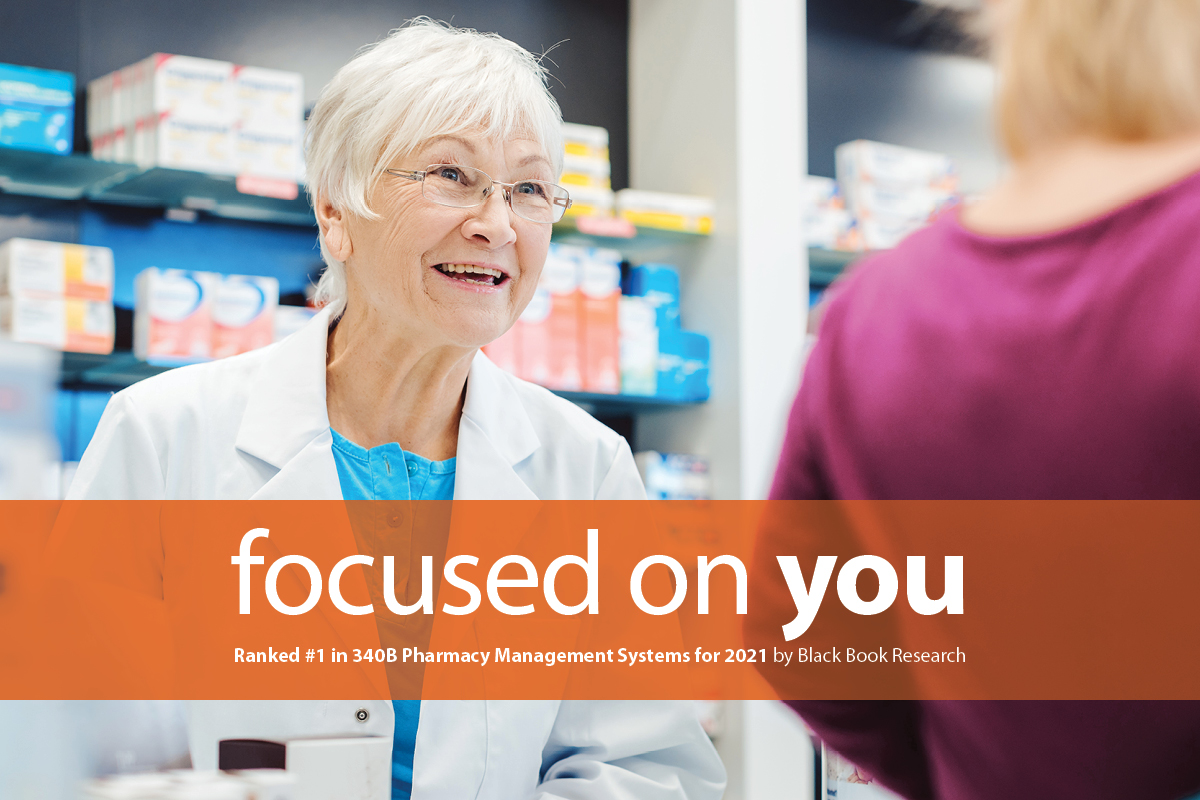 Focused on you - 340B Summer 2021