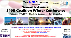 Sentry to attend the Seventh Annual 340B Coalition Winter Conference