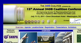 Sentry Staff to attend 340B Coalition Conference