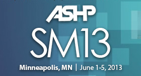 Sentry Exhibits Data Driven 340B Technology for the ASHP 2013 Summer Meeting