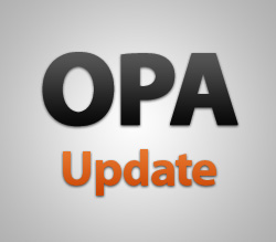 OPA To Accept Online Entity Registration Change Requests