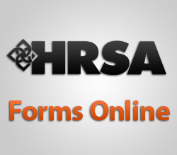 HRSA Registration and Certification Forms Available Online